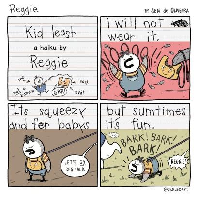2: Kid Leash Haiku