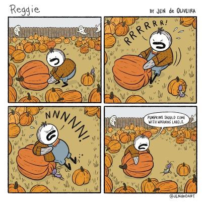 31: Pumpkin Patch