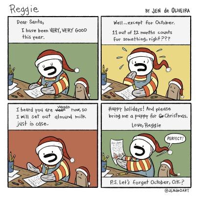 35: Dear Santa
