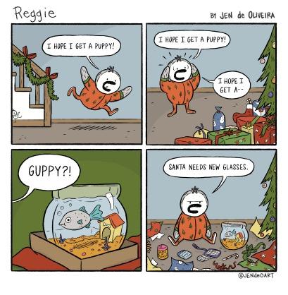 36: Santa Gifts