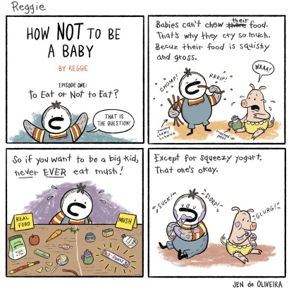 56: How NOT to Be a Baby #1
