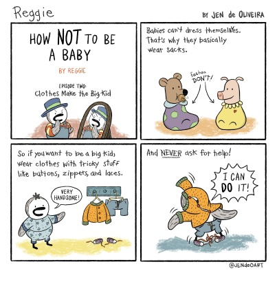 57: How NOT to Be a Baby #2