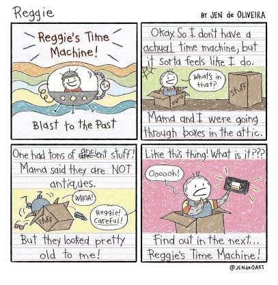 82: Reggie's Time Machine